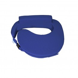 Comfeed Feeding Pillow - Solid Blue