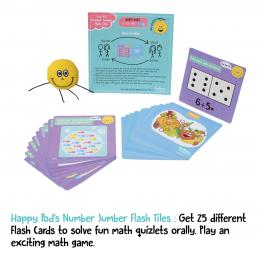 Math Flash Cards Activity Box