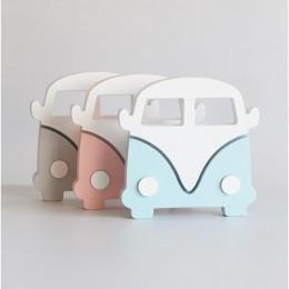 Camper Van - Blue