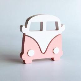 Camper Van - Pink