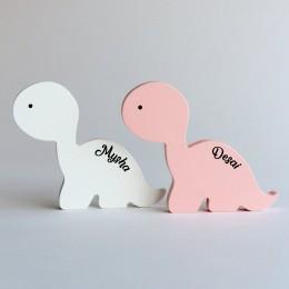 Pair of Dinos - 2 Pieces