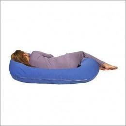 Pregnancy Pillow - Light Blue