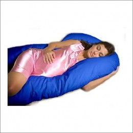 Pregnancy Pillow - Blue