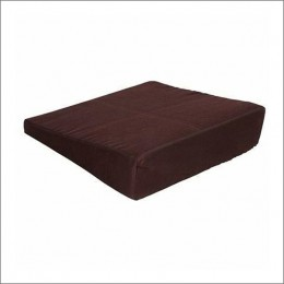 Wedge Pillow - Brown