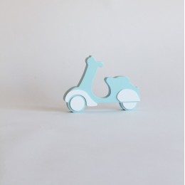 Scooter -Blue