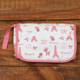 Paris Diaper Clutch