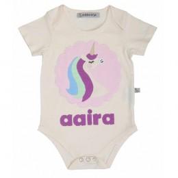 Unicorn Theme 3 piece Baby Gift Set - Personalized