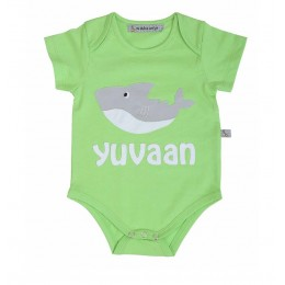 Shark Theme 3 piece Baby Gift Set - Personalized