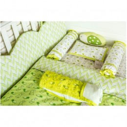 Hare & Turtle Bed Set