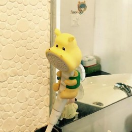 Hungry Hippo - Hand Shower