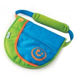 Trunki Saddlebag - Blue/Green
