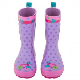 All Over Print Rainboot Unicorn