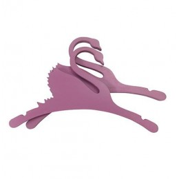 Swan Cloth Hanger (pack of 2)