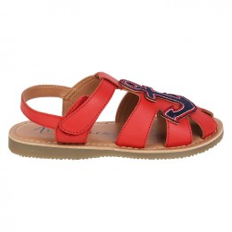 Red Anchor Fisherman Sandal