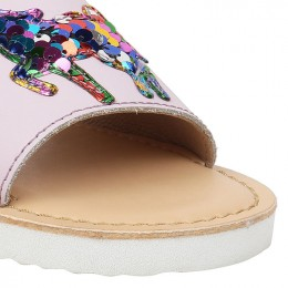 Magic Lilac Slip Ons