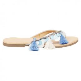 Bubble Slip Ons - Blue