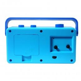 My Fab Alarm Clock (Blue Aqua)