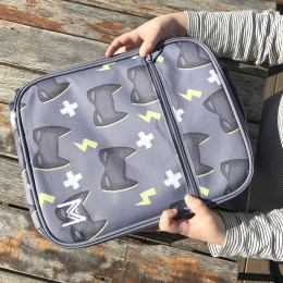 Insulated Lunch Bag -Superhero