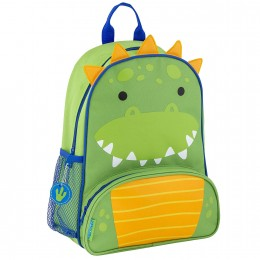 Sidekicks Polyester Backpack -Dino