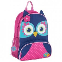 Sidekicks Polyester Backpack -Owl