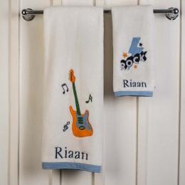 Rockstar Towel