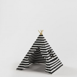Beach Shack -Teepee - Black