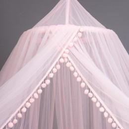 Pom Pom Pink Canopy