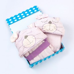 Spa Time Baby / Toddler Gift Set (Bunny)