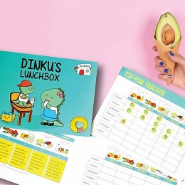 Dinku Lunchbox - Story Activity Book