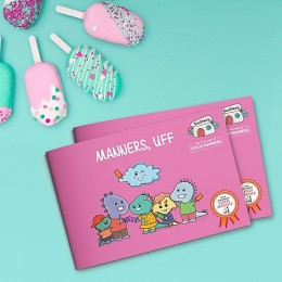 Manners, Uff - Story Activity Book
