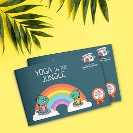 Yoga in the Jungle - Story Activity Book
