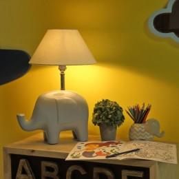 Jumbo Elephant Lamp