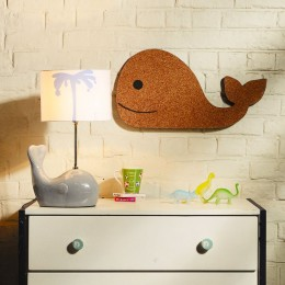 Mighty Grey Whale Lamp