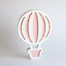 Hot Air Balloon Light- Pink