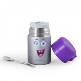 Mealmate Insulated Food Jar - Miss Butter