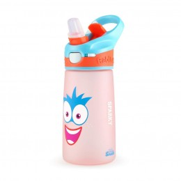 Sparky - Snap Lock Sipper Bottle (410ml)
