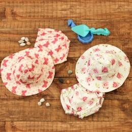 Spring Flutters Sun Hat