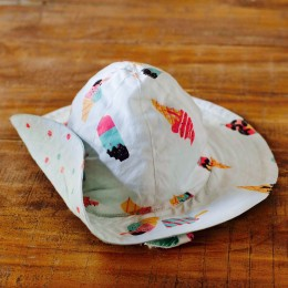 Scoops and Smiles Sun hat