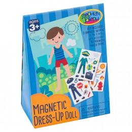 Magnetic Dress-Up Doll - Boy