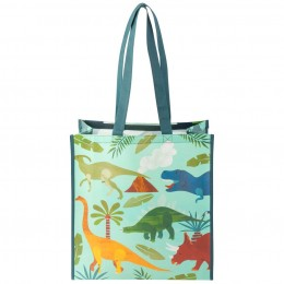 Stephen Joseph Large Recycled Gift Bags Dino