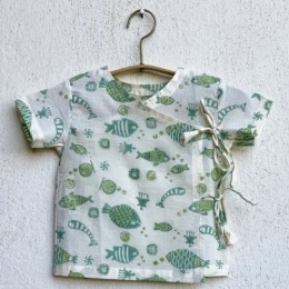 Koi Mint Bag - Angarakha and Pyjama Pants Set