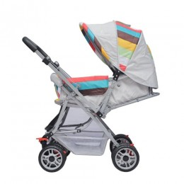 R for Rabbit lollipop lite - The colorful Pram/ Baby RAINBOW Stroller