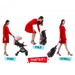 R for Rabbit Pocket Stroller Lite