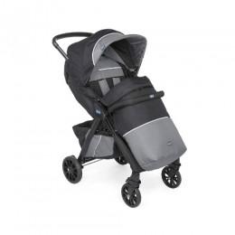 Chicco Kwik One Stroller, Jet Black