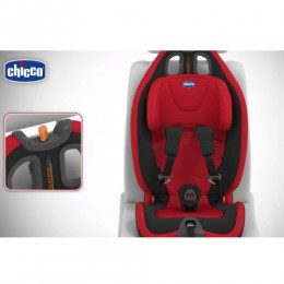 Chicco GRO-Up 123 Baby Car Seat (Red)