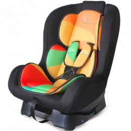 R FOR RABBIT JACK N JILL - CONVERTIBLE BABY CAR SEAT (COLORFUL)