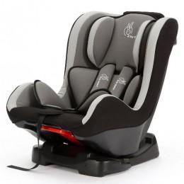 R FOR RABBIT JACK N JILL - CONVERTIBLE BABY CAR SEAT (GREY)
