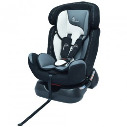 R FOR RABBIT JACK N JILL GRAND BABY CAR SEAT (Black White)