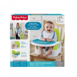 Fisher-Price Quick Clean n Go Booster